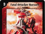 Fatal Attacker Horvath