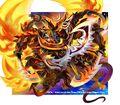 Nine Edge Yasha Dragon artwork
