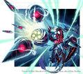 Cyber A Irons artwork
