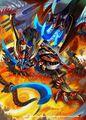 Valkyrie Windbreaker Dragon artwork