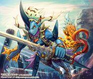 Guguppy, Future Overlord artwork