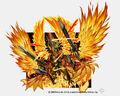 Eternal Phoenix, Dragonflame Phoenix artwork