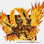 Eternal Phoenix, Dragonflame Phoenix artwork.jpg