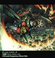 Fuuma Abyss Magmoor promotional artwork