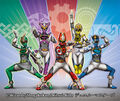 We are where the break is! Shield Sentai, Trigger Jar!! artwork