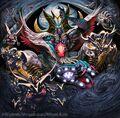 Ballom Monarch, Lord of Dark Reapers artwork