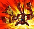 Inferno Scissors artwork