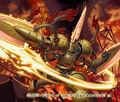 Eviscerating Warrior Lumez artwork