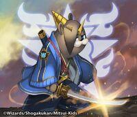 Katsuemon, Blade 3 artwork