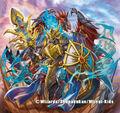 Wagrenzo, Hybrid True Four artwork