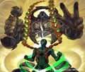 Chain Helix artwork