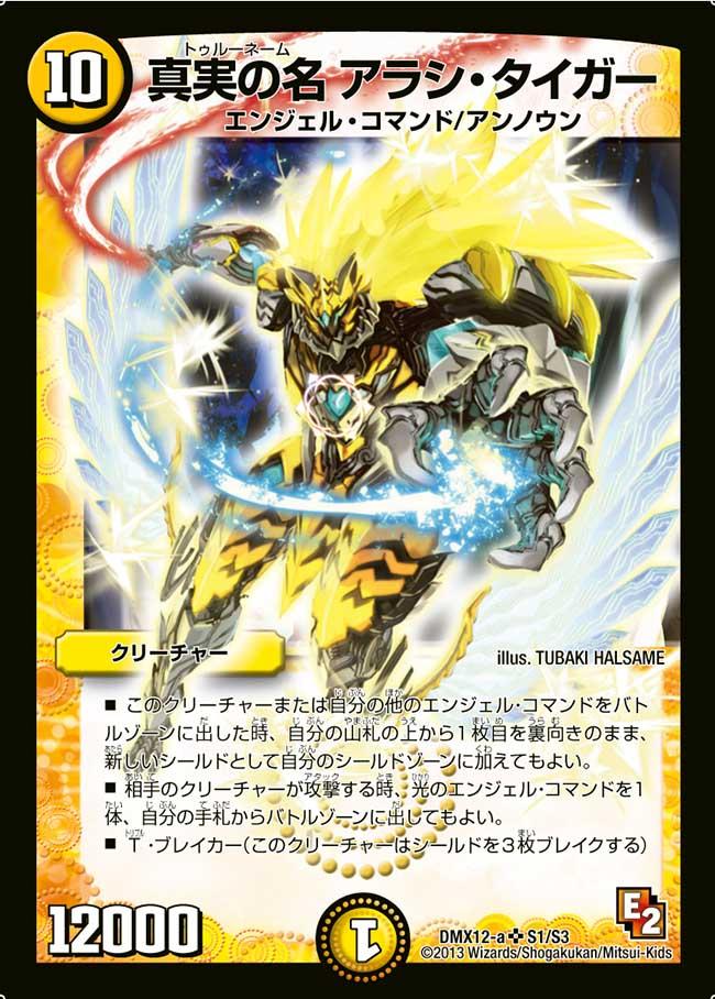 Truename Arashi Tiger