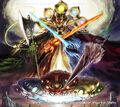 Zephys, Gaia's Godly General artwork