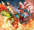 Deis Fuld Dragoon artwork