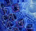 Synapse Cube artwork