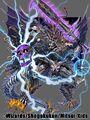 Toratouluf, Thundering Demon Dragon artwork