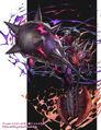 Jaouga, Oniga Overlord artwork