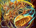 Yes Yazalis, Super Divine Dragon artwork