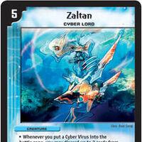 Duel masters card zaltan rare!!!