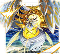 Amaterasu Seraphina, Channeler of Suns artwork