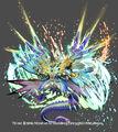Psychic NEX, the Awakened Blue Flame artwork