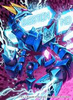 Question, Secret Revolutionary Questioner artwork