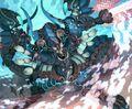 Spell Gear Phantom Blue Wolf artwork