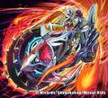 The Zet, Lightning Sonic artwork