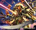 Zardia, Bloody Winds Elemental artwork