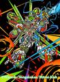 Bangrid Cross Seven secret artwork