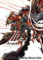 Valkyrie Lupia, Sky Lord Dragonmech artwork