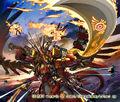 Flameburn Dragon artwork