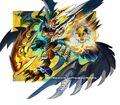 Violence Bolt Dragon artwork
