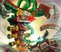 Stunning Totem artwork