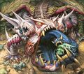 Awaltia, Greed Demon Dragon artwork