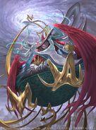 Dorballom, Lord of Demons (DMRP-17) artwork