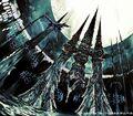 Trident Tower Lunatron artwork
