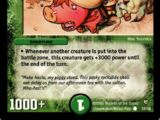 Quixotic Hero Swine Snout
