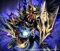 Dark Jios, Dark Dragon Lord artwork