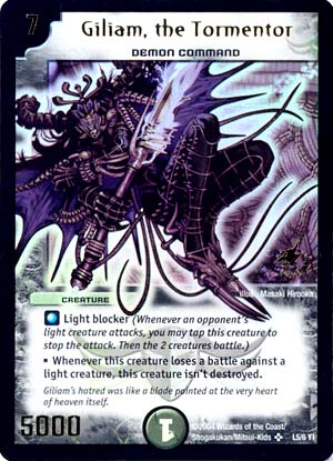 Giliam, the Tormentor