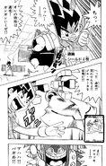 Jil Warka, Time Guardian manga scene