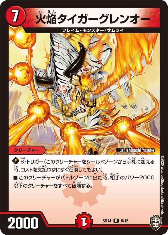 Blazing Tiger, Crimson Lord