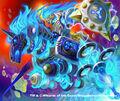 Bloody Shadow, Mystic Light Death Knight promotional artwork
