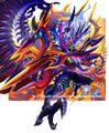 Zero Phoenix, Phoenix of Darkness DMC-48 artwork
