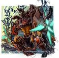 Marquis Alexey, Demonic Eye Gunman artwork
