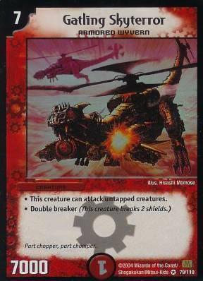 Gatling Skyterror