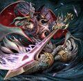 Ballom Hunter, Lord of Demons artwork