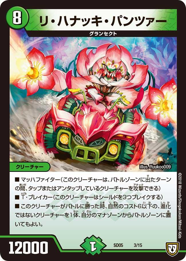 Ri Hanaki Panzer