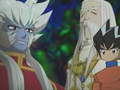 Duel Masters Cross Shock: Confrontation! Four on Four