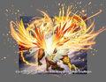 Eagle Aini, the Explosive Wing artwork